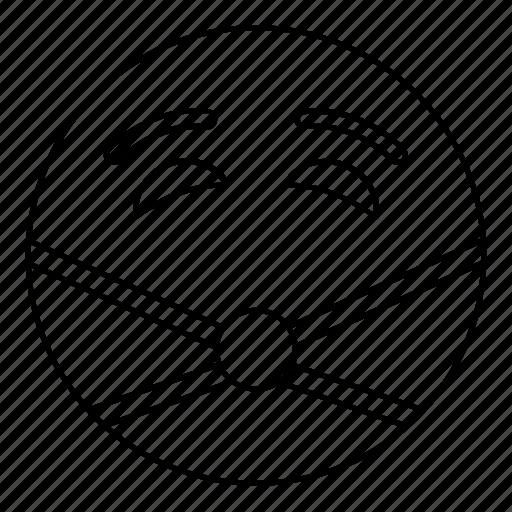 avatar, emoji, emoticon, face, gag, kink, smiley icon