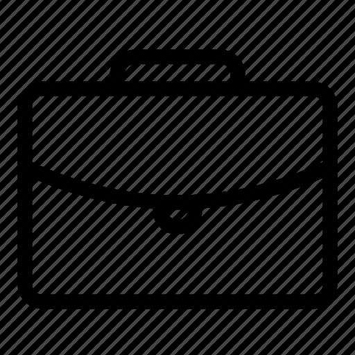 bag, brief, briefcase, case, shuicase icon