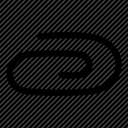 attach, attachment, clip, email attachment, fine, paper, paperclip icon