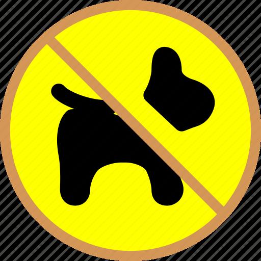 block, block pets, no pets, pets icon