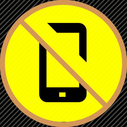 block, block phone, mobile, no phone, phone icon