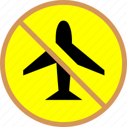 air, block, fly, plan icon