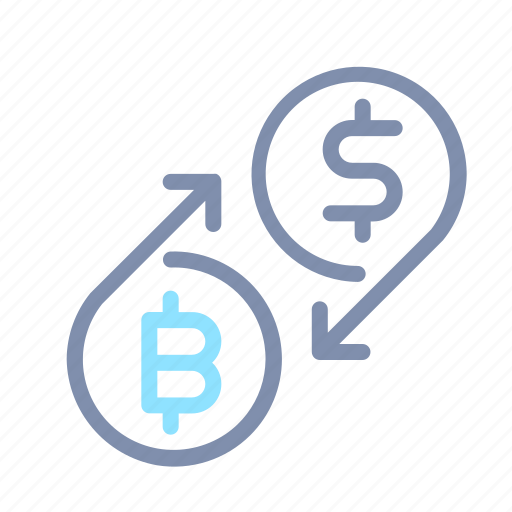 bitcoin, blockchain, cryptocurrency, currency, digital currency, dollar, exchange icon