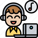 music, song, media, online, entertainment