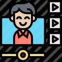 video, player, program, media, vlog
