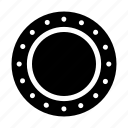 camera flash, dslr, equipment, flash, led, led light, ring light icon