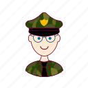 .svg, blonde man, european man, job, militar, military, profession, professional, profissão icon