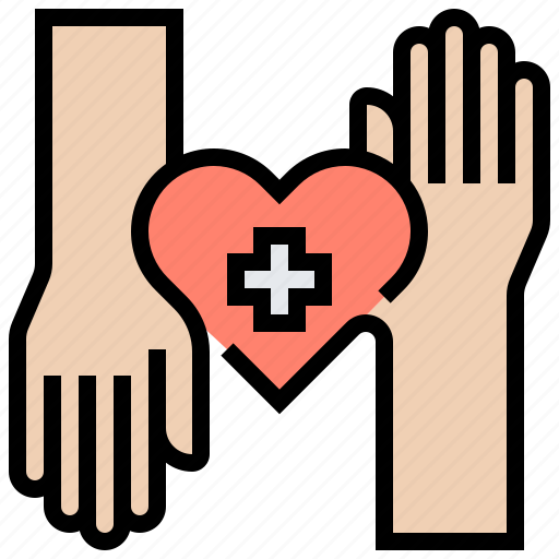 healthcare, heart, medical, mind, service icon