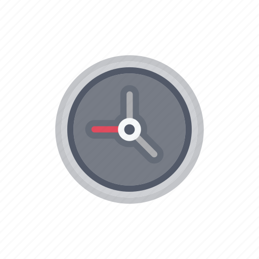 bloomies, clock, interface, time, watch icon