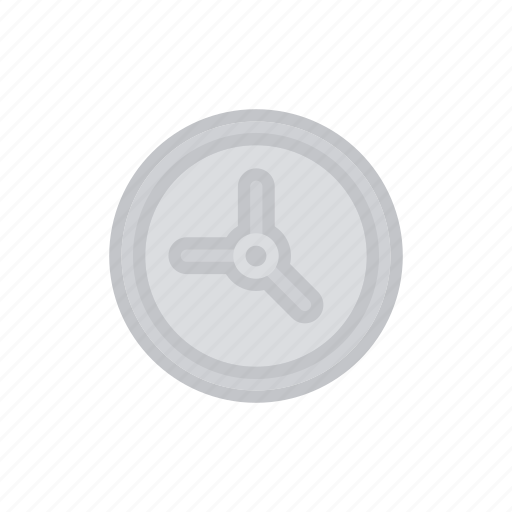 bloomies, clock, inactive, interface, time, watch icon