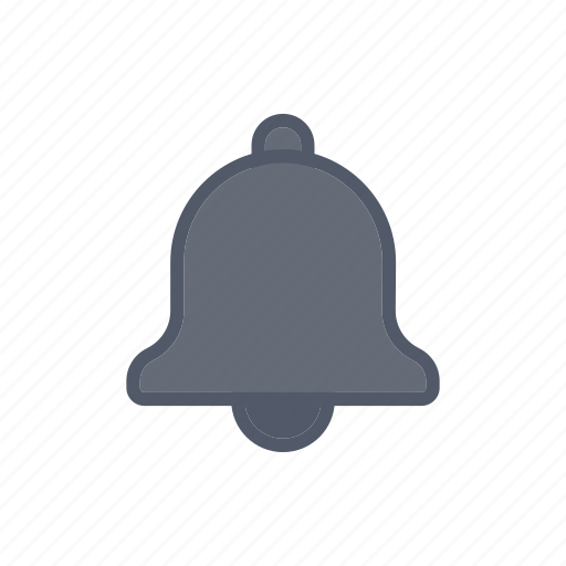 bell, bloomies, dark, interface, notifications icon
