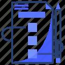 file, organisation, task icon