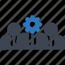 business, specialist, support team, teamwork, technical team