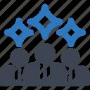 business, client rating, creative team, customer testimonial