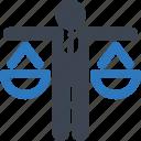 balance, business decision, justice