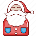 christmas, holiday, new year, santa, snow, winter, xmas