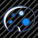 art, board, brush, creative, paint, shape, ui icon