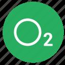 air, breathe, o2, oxigen icon