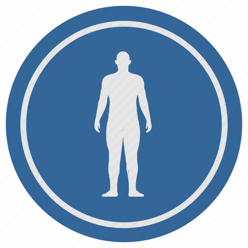 body, figure, fit, human, man, slim, sport icon
