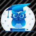 education, professor, school, smart, teacher icon