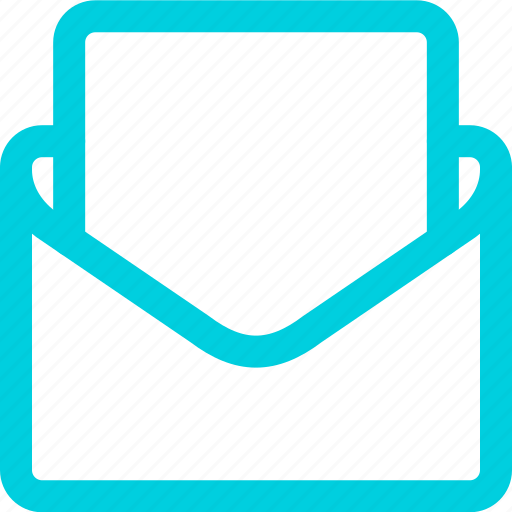 Letter, mail, open, email icon - Download on Iconfinder