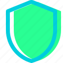 protection, security, shield, verified icon