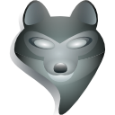 firefox, grey