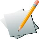 edit, editor, paper, pencil, write icon