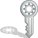 key, password icon