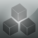 blocks, modules icon