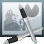 einstein, graphics, package icon