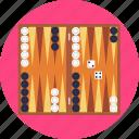 games, board, backgammon, casino, game
