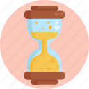 timer, board, games, hourglass, sand timer icon