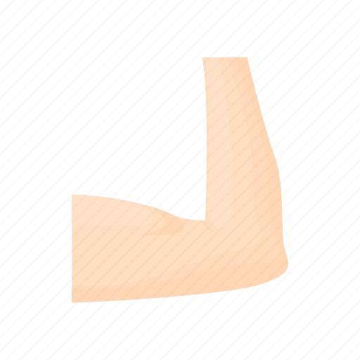 adult, arm, body, cartoon, hand, muscle, power icon