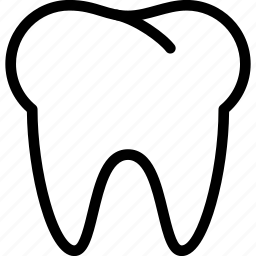 creative, grid, line, shape, teeth, thirty-two-teeth, tooth icon