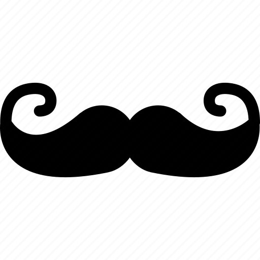 creative, grid, human, male, man, men, moustache, mustache, people, person, shape icon