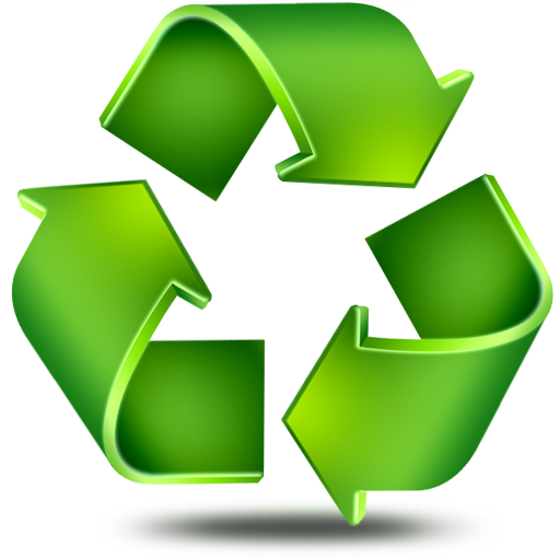 arrow, line, recover, recycle, recycling, refresh icon