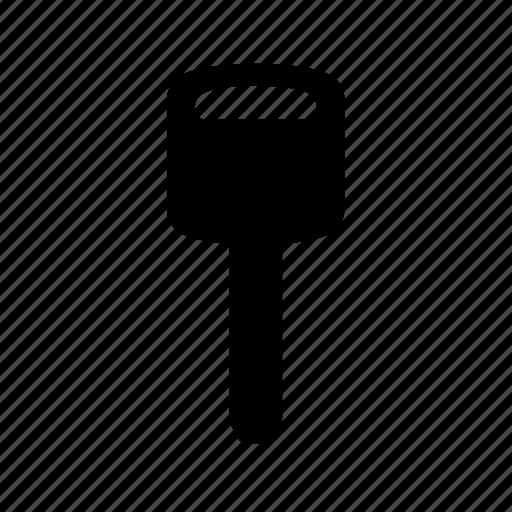 car, key, lock, security icon