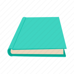 book, cartoon, close, page, paper, space, white icon