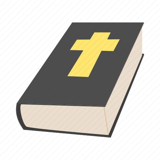 bible, book, cartoon, christianity, page, religion, spirituality icon