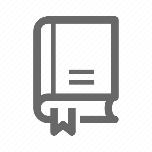 book, education, library, paper, read, report icon