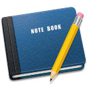 book, note