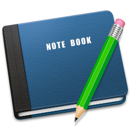 book, note icon
