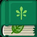 book, bookcase, herbarium, leaf, library, natural