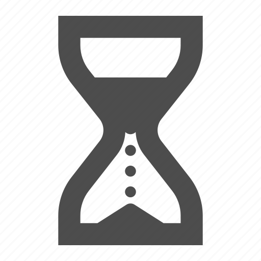 hour, hourglass, sand, time, timer, wait icon