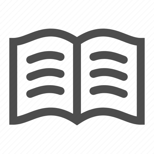 book, document, education, learning, open, paper, write icon