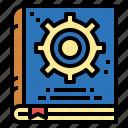 book, guide, manual, mechanic, setting