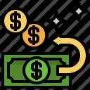 bank, business, dollar, finance, money, transfer, transference