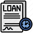 business, date, finance, is, loan, money, time