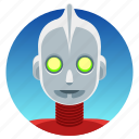 android, app icon, bot, droid, japanese hero, robot, ultraman icon